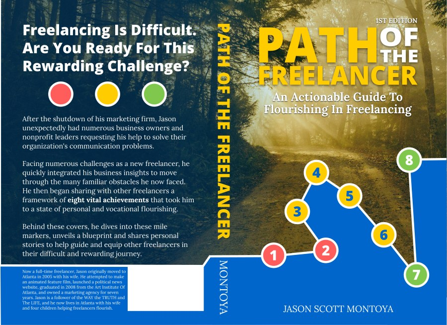 Publish Date & Amazon Page Set For Path Of The Freelancer