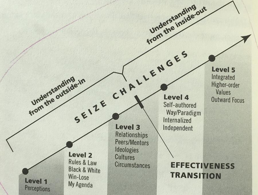 Development Theory Leader Levels