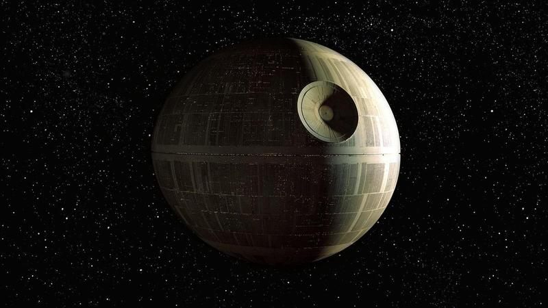 A New Hope Death Star