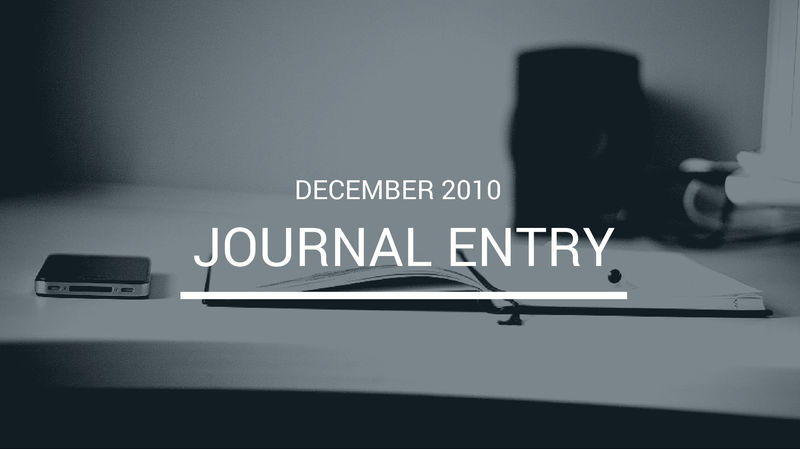 december-2010-journal-entry