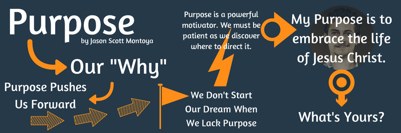 Purpose. Our Why.