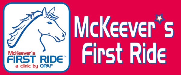McKeever's First Ride Logo