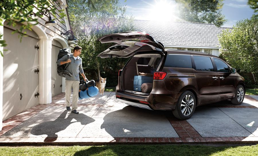 Why We Went Into Debt To Purchase A 2017 Kia Sedona