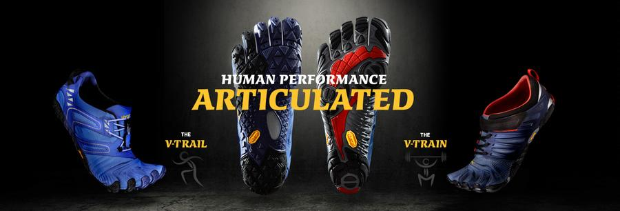 Vibram Five Fingers Toe Shoes