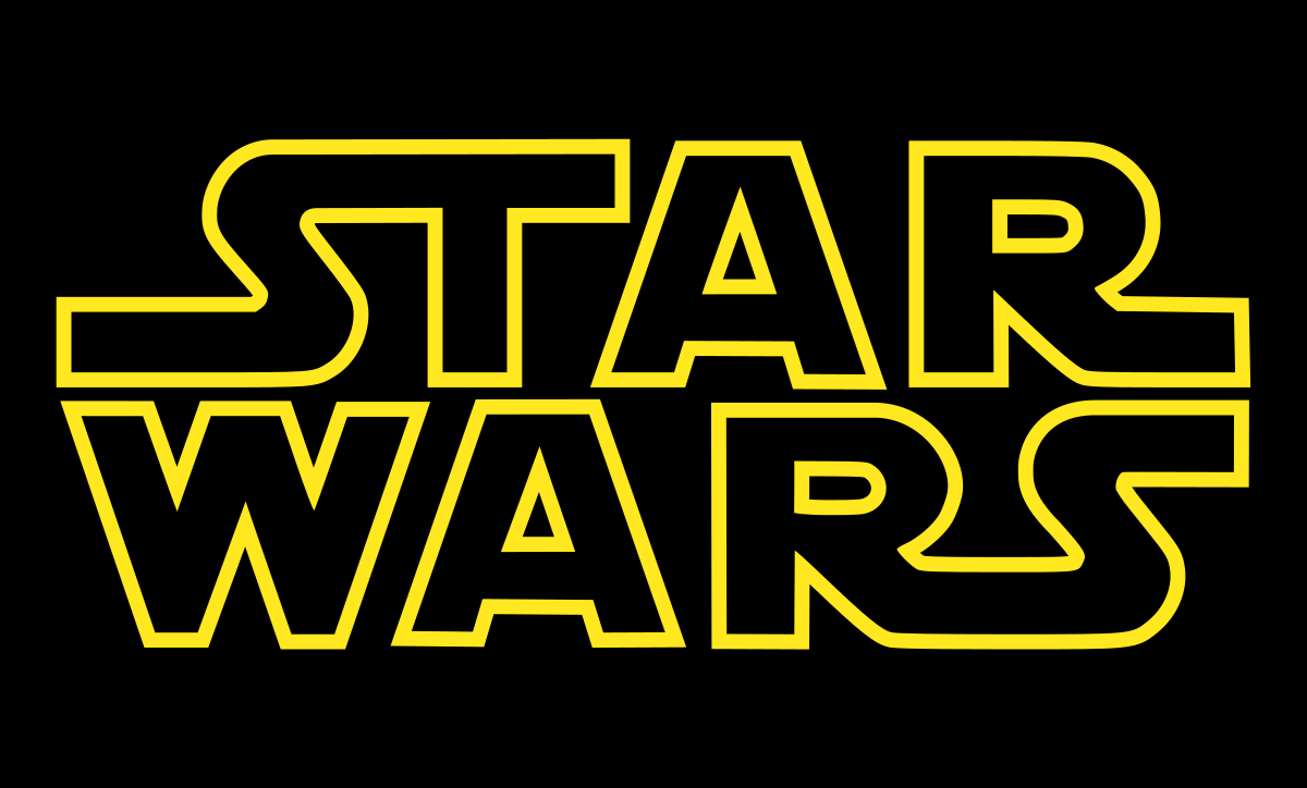 Star Wars Space Logo