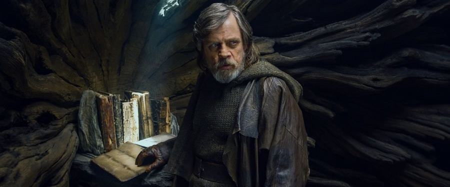Luke Skywalker - Star Wars The Last Jedi