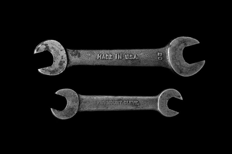 Two Wrenches