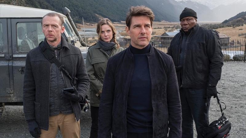 mission impossible fallout - tom cruise