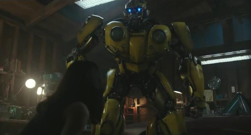 Bumblebee Movie Trailer