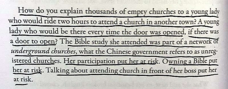 Irresistible, How Do We Explain Empty Churches?