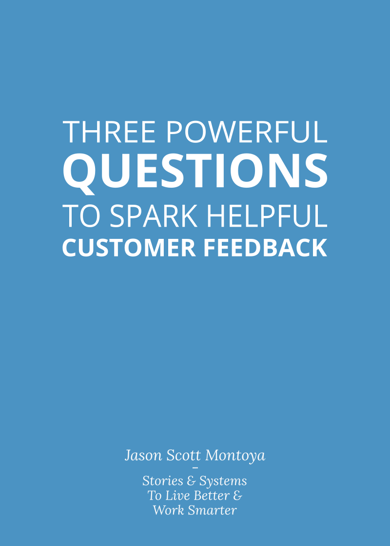 Best customer feedback questions