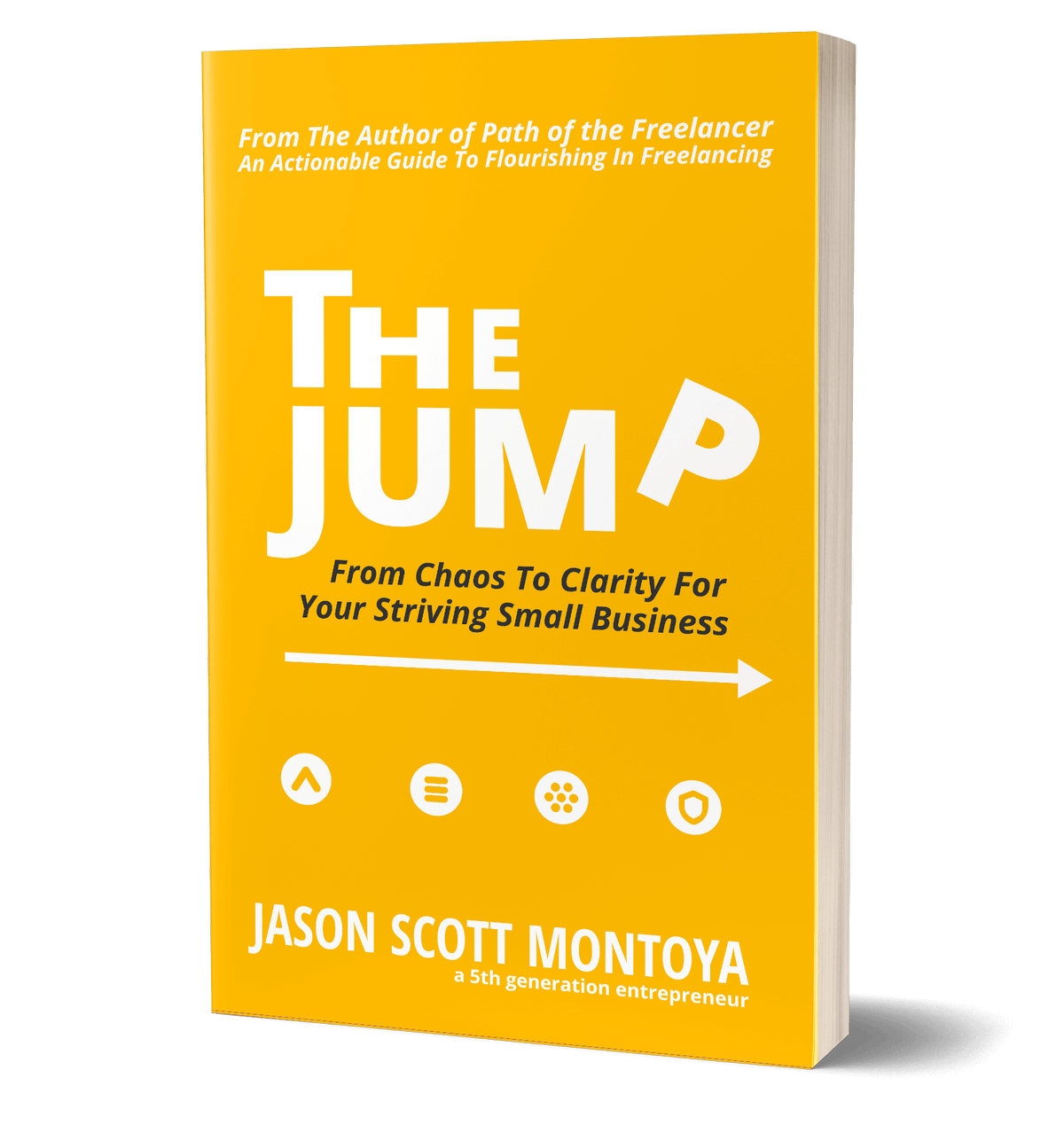 the jump book for small business owners by jason montoya