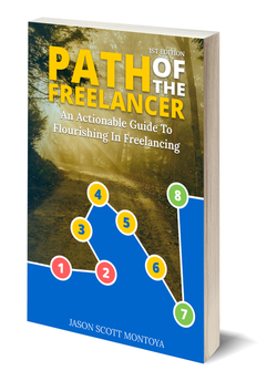 Path of the freelancer book cover