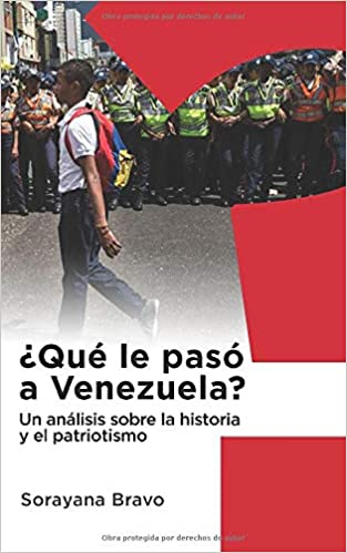 What happened to Venezuela book cover