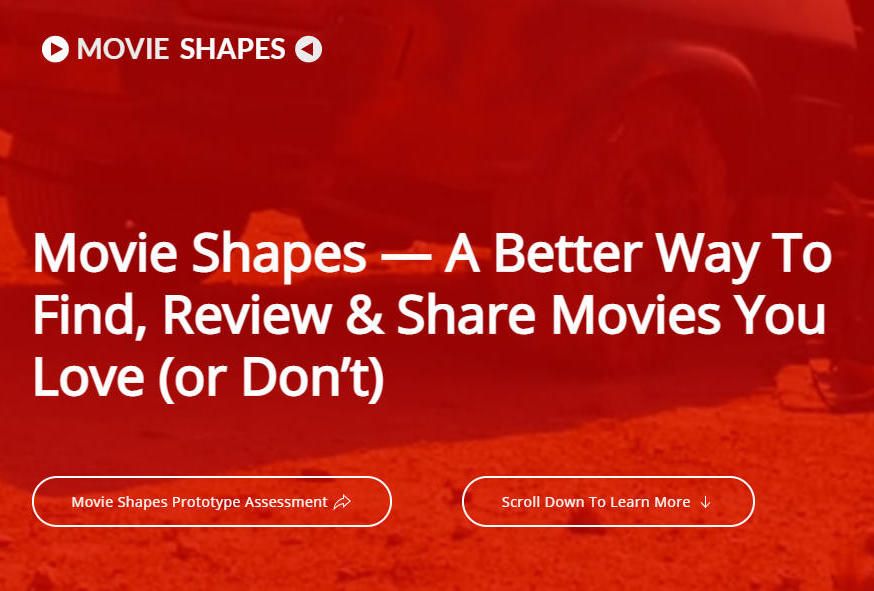 Movie Shapes — Discussing A Better Way To Find, Review, & Share Movies With Addison Blu Williams