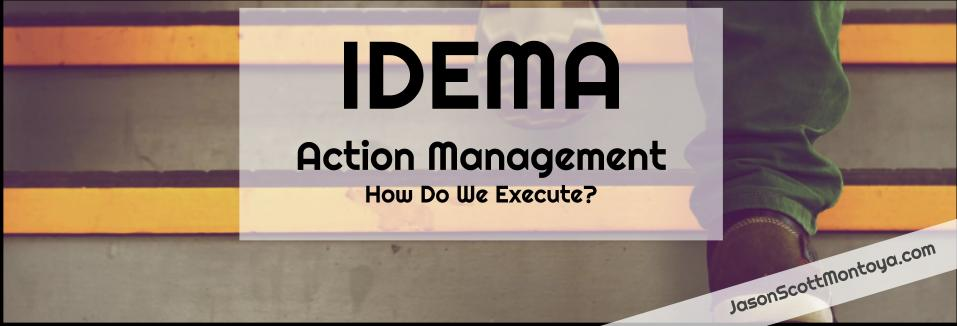 idea discover execute maintain audit