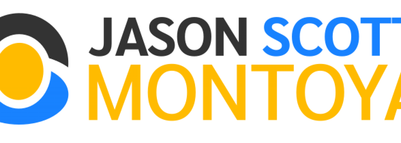 The New Jason Scott Montoya Logo - And The Story Behind It